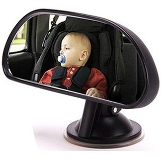 Deezio Baby Car Mirror Suction Cup - Espejo Retrovisor De Be