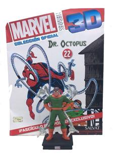 Figuras Marvel 3d Nº 22 Dr. Octopus