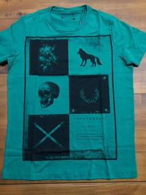 Camiseta Estampada Acostamento