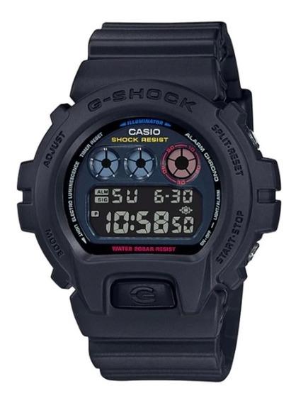 Relógio Masculino Casio Digital Dw-6900bmc-1dr - Preto