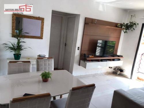 Imagem 1 de 9 de Apartamento À Venda, 53 M² Por R$ 360.000,00 - Freguesia Do Ó - São Paulo/sp - Ap3005