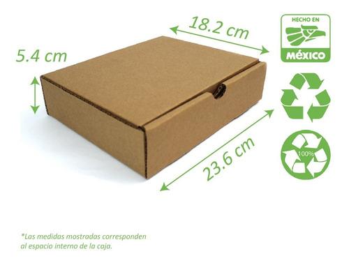 Maletin Para Envios E-commerce 15 Pzas 23x18x5 Cm Corrugado