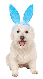 Rubies Disfraz Company Arrugas Blue Bunny Ears
