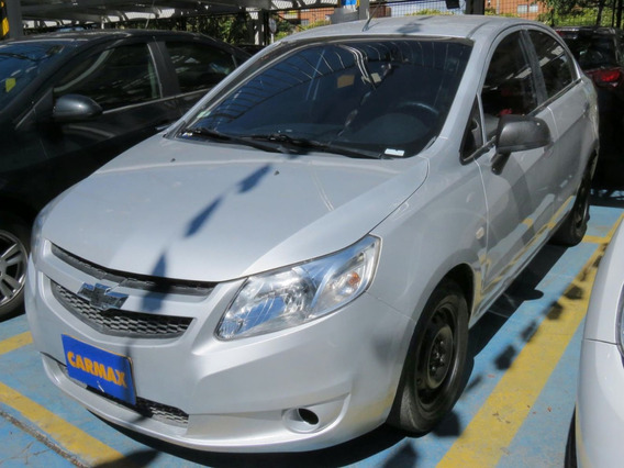 Chevrolet Sail Ls 1.4 2018 Financiación
