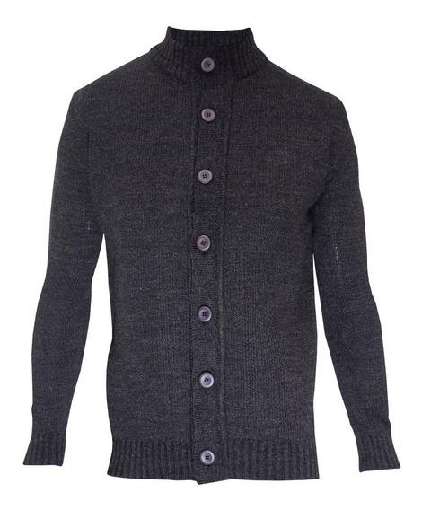 Camperas Forever Polo. Sweaters Hombre. Originales. Botones.