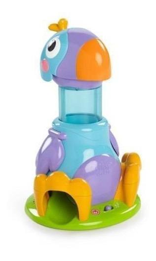 Juguete Interactivo Para Bebes Bright Starts Tucan Pelotas