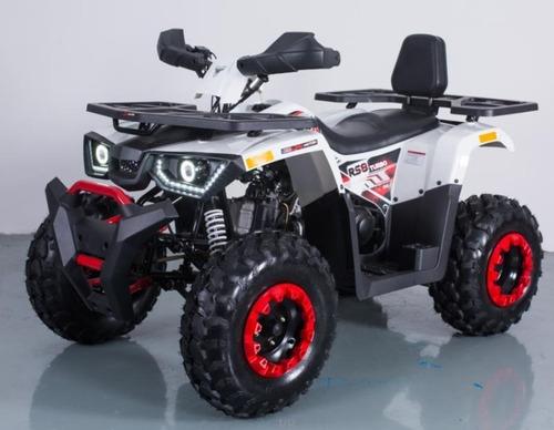 Cuatrimotos Braves 200cc 2021, 0 Klm Automaticas