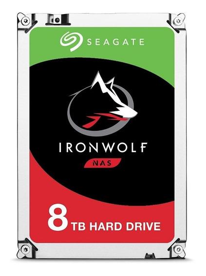 Disco duro interno Seagate IronWolf ST8000VN0022 8TB