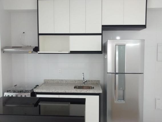 Apartamento Com 1 Dormitório Para Alugar, 45 M² Por R$ 2.000/mês -deseo Tatuapé - São Paulo/sp - Ap0555