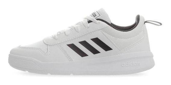 Tenis adidas Tensaur K - Ef1085 - Blanco - Niños