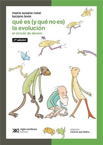 Qué Es (y Qué No Es) La Evolución: El Circulo De Darwin