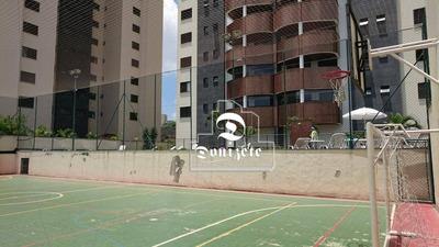 Apartamento Com 3 Dormitórios À Venda, 133 M² Por R$ 700.000 - Vila Caminho Do Mar - São Bernardo Do Campo/sp - Ap11891