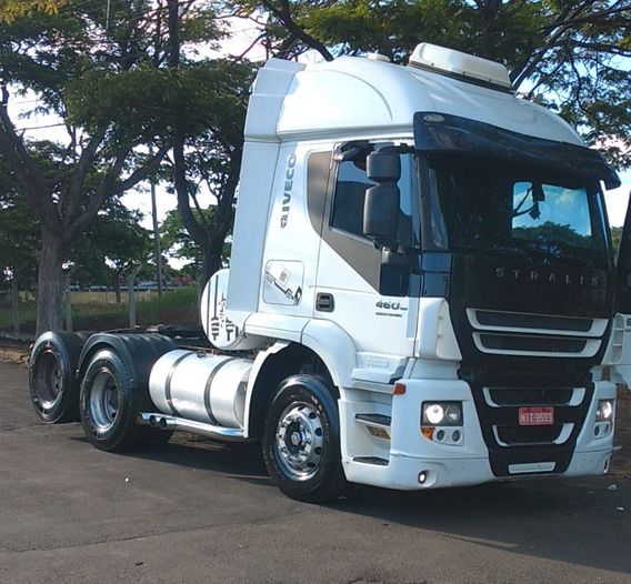 Iveco Iveco Stralis 460nr