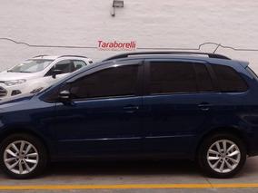 Volkswagen Suran 1.6 Trendline 2015 Azul Taraborelli Palermo