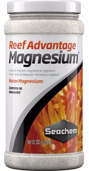 Reef Advantage Magnesium 300g Magnesio Água Salgada Seachem