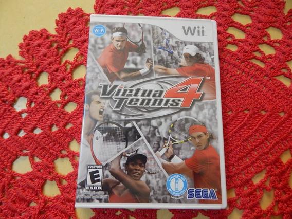 Virtua Tennis 4 Wii Wiiu