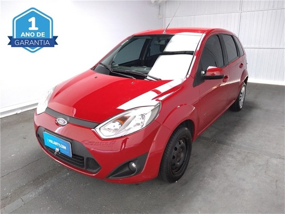 Ford Fiesta 1.6 Rocam Se 8v Flex 4p Manual
