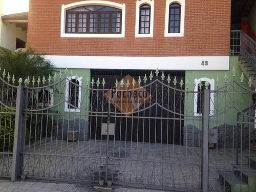 Casa Assobradada Na Penha, 270 M², 02 Dormitórios, 01 Suíte, 08 Vagas, R$ 1.300.000,00 - 2458