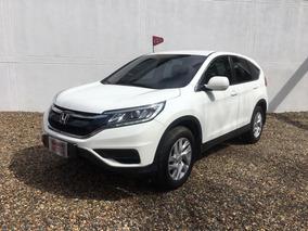 Honda Crv City Plus 2016 Blanco Con Garantía