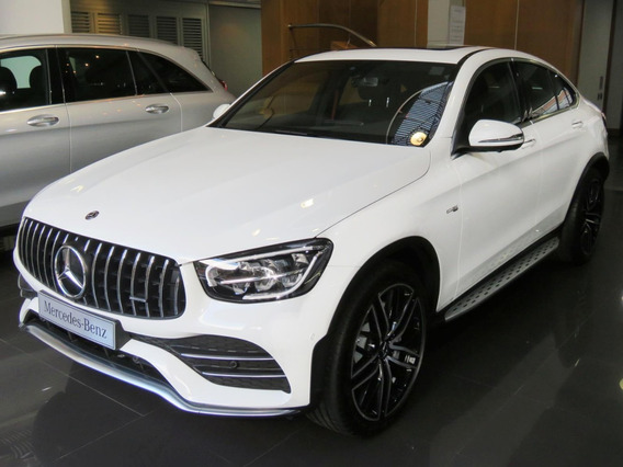 Mercedes Benz Amg Glc43 Coupe 2020