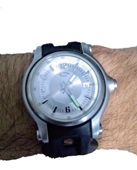 Relógio Oakley Holeshot Safira Original - Promoção Natal!
