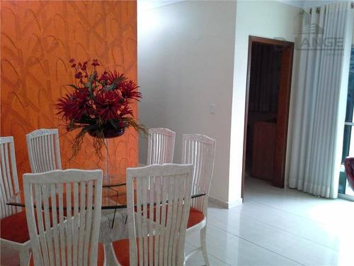Imagem 1 de 27 de Apartamento Com 3 Dormitórios À Venda, 75 M² Por R$ 375.000,00 - Jardim Panorama - Valinhos/sp - Ap9211