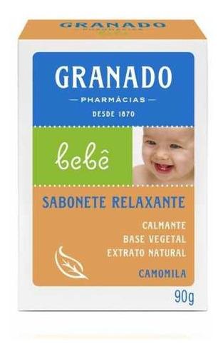 Sabonete Granado Camomila Bebe 90g