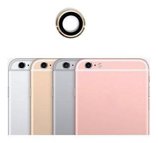 Repuesto Vidrio Protección Cubre Camara iPhone 6s Plus Dora