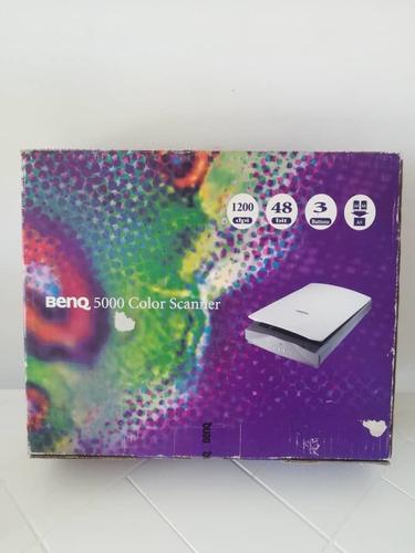 Imagen 1 de 4 de Scanner Marca Benq 5000
