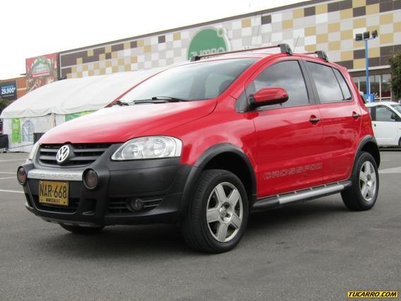 Volkswagen Crossfox Mt 1600cc Aa Ab Abs