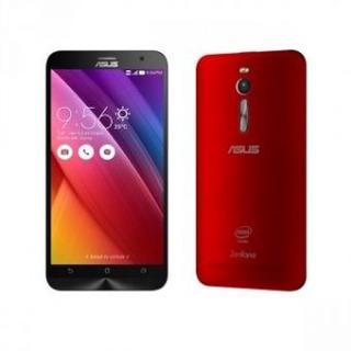 Asus Zenfone 2 Dual Sim Rojo 2.4ghz 4gb Ram32gb Lte 4g
