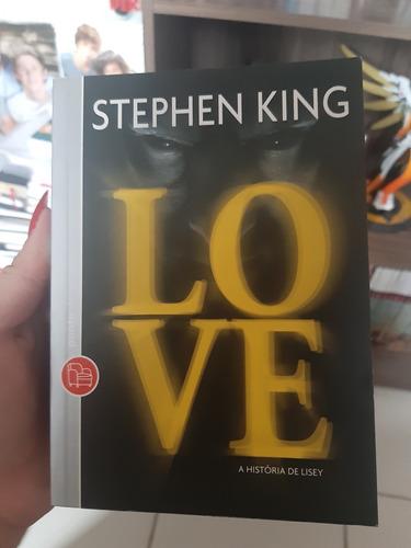 Livro: Love Stephen King