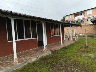 Venta Casa Campestre En Tribunas
