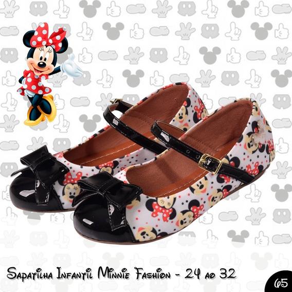 Sapatinhos Da Minnie Fashion
