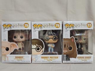 My Princess: Funko Pop Harry Potter Lote X3