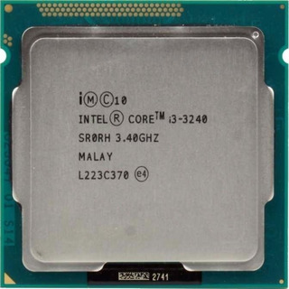 Procesador I3-3240 Impecable