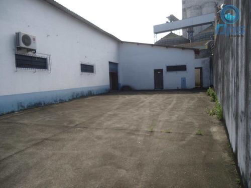 Imagem 1 de 30 de Galpão, Centro, Santos, Cod: 4558 - A4558