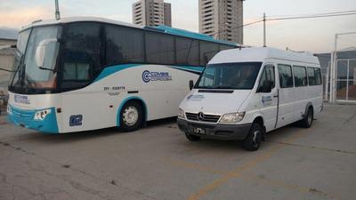 Alquiler De Combis Buses Y Minibuses Con Chofer En Córdoba .