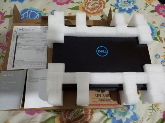 Notebook Dell Gaming G7 7588-a40b