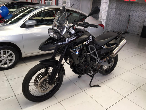 Bmw F800 Gs Triple Black Ano 2013