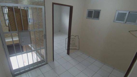 Sala Para Alugar, 50 M² Por R$ 750/mês - Alecrim - Natal/rnl1114 - Sa0045