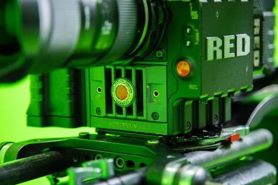 Red Scarlet Mx - Digital Cinema