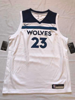 Jersey Nike Nba Wolves Butler Minesota Xl Juvenil #558
