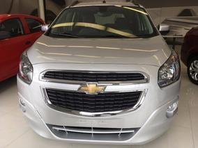 Chevrolet Spin Full Ltz 5 Asientos 2017 Financia Tasa 0 Dde