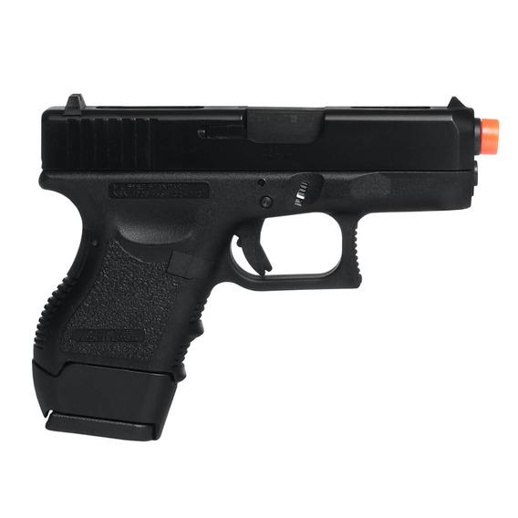 Pistola De Airsoft À Gás Gbb Green Gás G26c Blowback 6mm - K