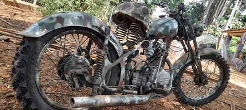 Moto Nsu Antiga
