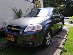 Chevrolet Aveo Emotion Automático