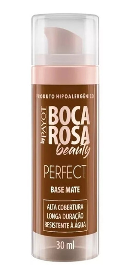 Base Mate Boca Rosa Beauty Perfect Fernanda 30ml Payot