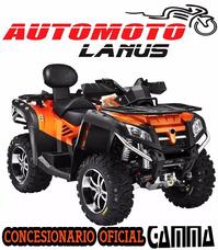 Gamma Mountaineer 800ltd 0km 2017 Automoto Lanus
