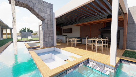 Oportunidad Terreno Y Construcción Zona Aeropuerto Cancún